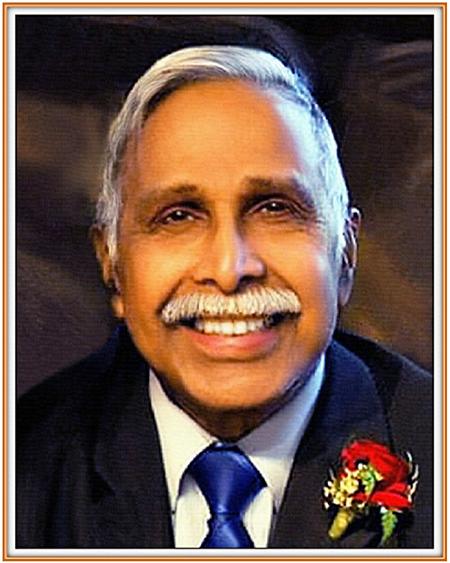 Mr. Krishnan Raman Natarajan, one of the senior member of Kent Malayalee Association, The Chairman of Kent Hindu Samajam, and Kent Ayyappa Temple Trust.